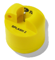 Submersible datalogger resistant to high temperatures