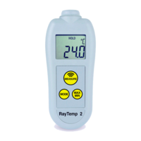 RayTemp 2 high accuracy Infrared Thermometer