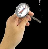 Termómetro bimetálico de dial para catering
