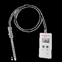 termometro con cable de FEP de alta resistencia y sonda de penetración de 100mm