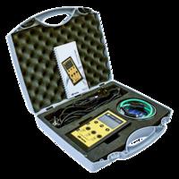 Data logger para voltaje y amperaje