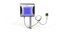 Sonda para termómetro de gran formato con pantalla LCD y cable de 3m RS485