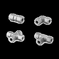 conector de tubo hidráulico sin rosca según norma DIN 2353