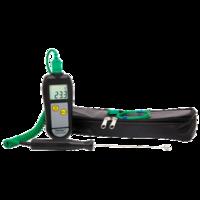 termometro y sondas para la prevención la aparición de Legionella