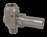 Limitador de presión para manómetros