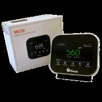 medidor registrador de CO2 para control nivel de ventilación de espacio cerrado