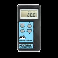 MICROTHERMA 1 Termómetro digital para industria con recalibración automática
