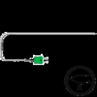 Termopar tipo k sonda industrial de penetración, de venta en Gesa
