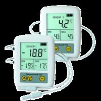 Termómetro de alta precisión para monitorización de cámaras frigoríficas