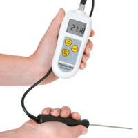 Digitales Thermometer PRECISION PLUS