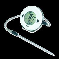 Thermomètre électronique pour fours