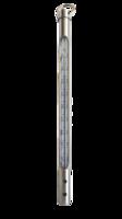 termómetro portátil con clip y argolla para colgar. Ideal para excursionistas