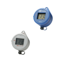 Temperature Data logger  with display