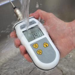 THERMA 20 PLUS termómetro impermeable para la elaboración de alimentos