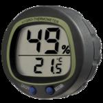 Higrómetro digital para panelar función máxima y mínima