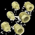 Threaded adaptor M1001