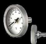 Bimetall-Thermometer für Ofentüren D43