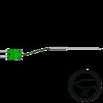 Sonde thermocouple de type K avec sonde miniature