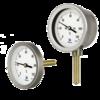 Thermomètres bimétalliques Série économique. D03