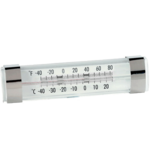 Analoges Doppelskala-Thermometer für Kühlschränke