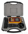 Anemometer in portable case