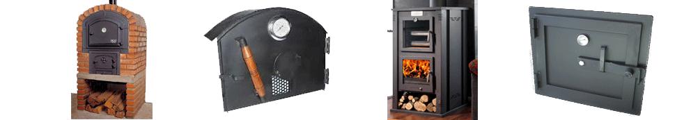 termometro para hornos de leña o industriales
